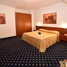Camera matrimoniale Prealpi Hotel San Vendemiano